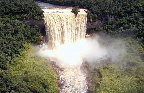 What is the Capital of Guyana? 4