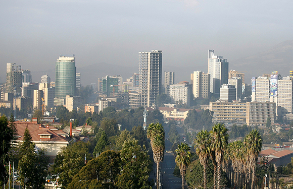 What is the Capital of Ethiopia? 2