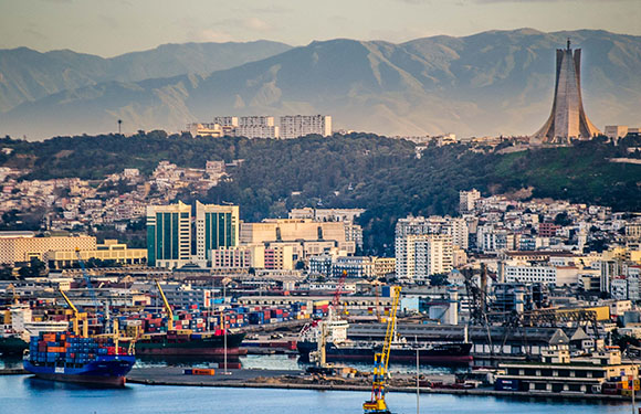 What is the Capital of Algeria? 3
