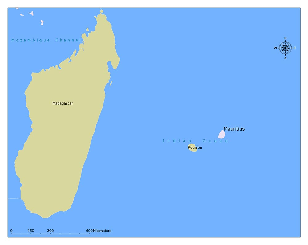 Mauritius Flag Map and Meaning 2