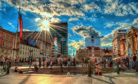 What is the Capital of Croatia? 2