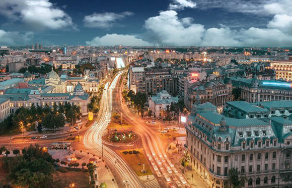 What is the Capital of Romania? 2