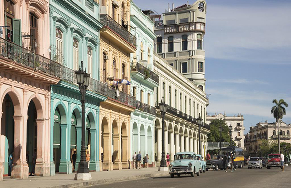 What is the Capital of Cuba? 2