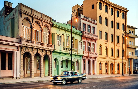 What is the Capital of Cuba? 3