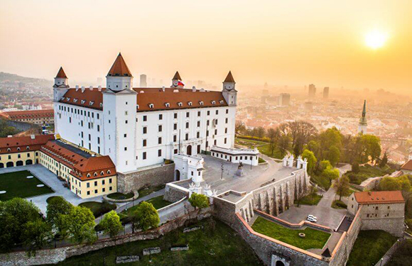 What is the Capital of Slovakia? 3