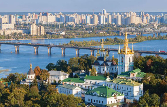 What is the Capital of Ukraine? 2
