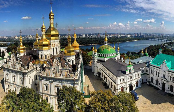 What is the Capital of Ukraine? 3