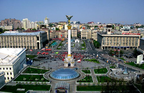 What is the Capital of Ukraine? 4