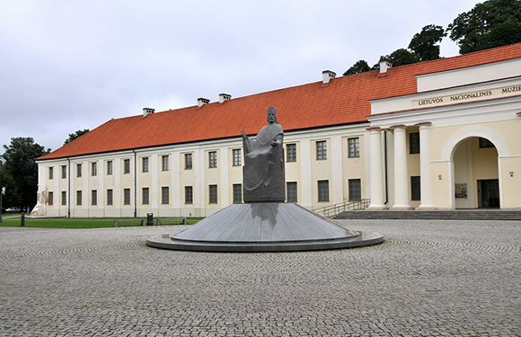 What is the Capital of Lithuania? 2