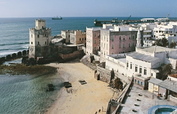What is the Capital of Somalia? 2