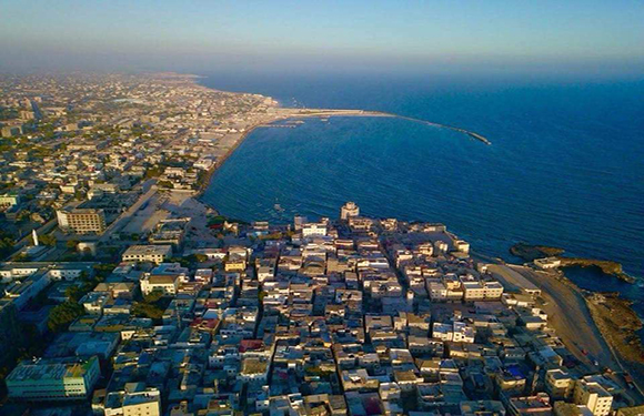 What is the Capital of Somalia? 3