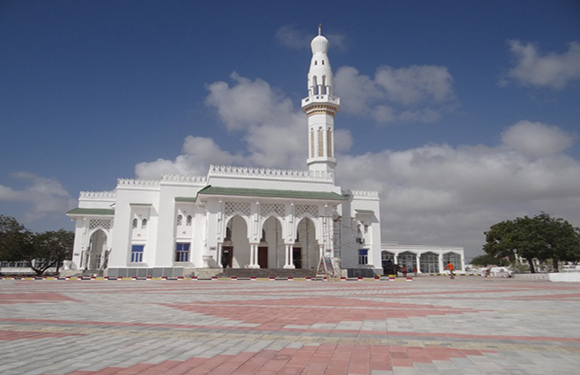 What is the Capital of Somalia? 4