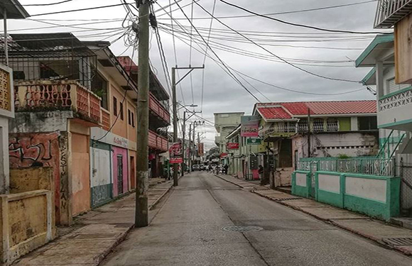 What is the Capital of Belize? 2
