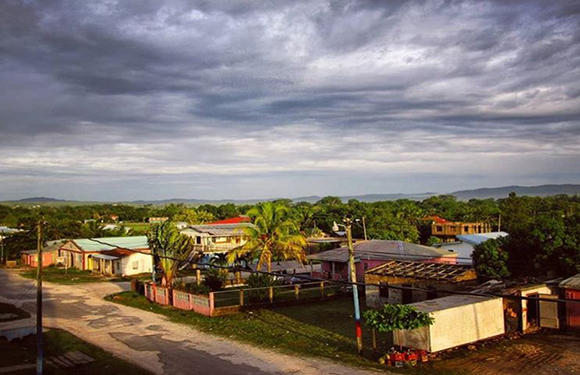 What is the Capital of Belize? 4