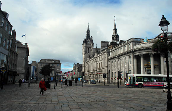 Counties of Scotland / Shires of Scotland / Council Areas of Scotland 9