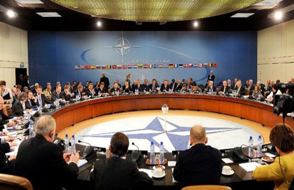 North Atlantic Treaty Organization (NATO)/NATO Map 21