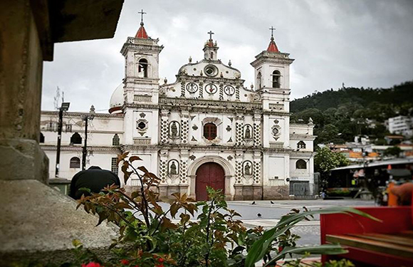 What is the Capital of Honduras? 3