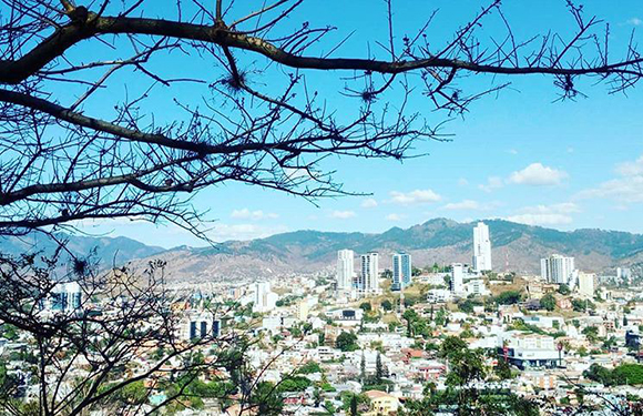 What is the Capital of Honduras? 1