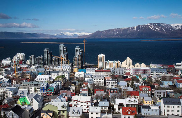 What is the Capital of Iceland? 3