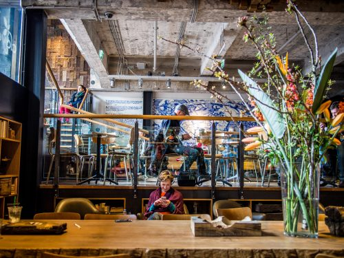Beyond a Cup of Coffee, The World's 20 Best Starbucks Coffee Restaurants 3