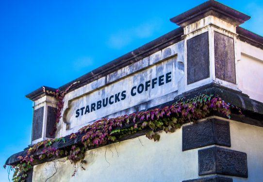 Beyond a Cup of Coffee, The World's 20 Best Starbucks Coffee Restaurants 6