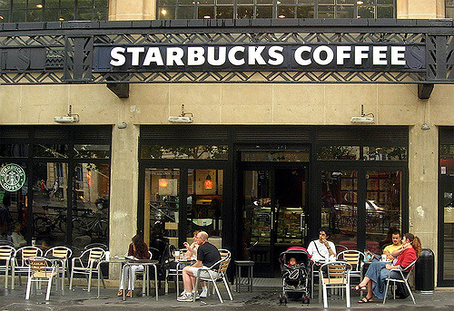 Beyond a Cup of Coffee, The World's 20 Best Starbucks Coffee Restaurants 7