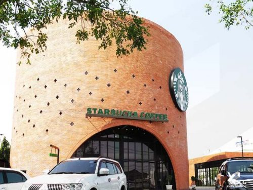 Beyond a Cup of Coffee, The World's 20 Best Starbucks Coffee Restaurants 13