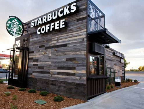 Beyond a Cup of Coffee, The World's 20 Best Starbucks Coffee Restaurants 14
