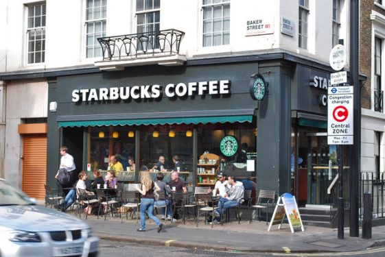 Beyond a Cup of Coffee, The World's 20 Best Starbucks Coffee Restaurants 16