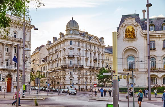 The Capitals that Danube River Passes Through 2