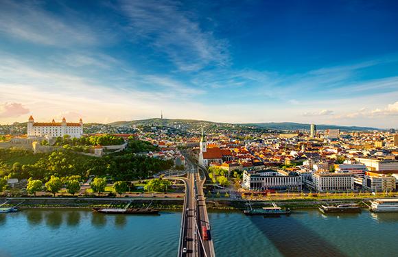 The Capitals that Danube River Passes Through 3
