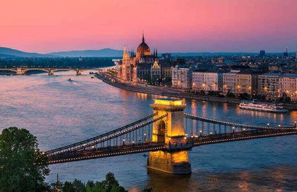 The Capitals that Danube River Passes Through 4