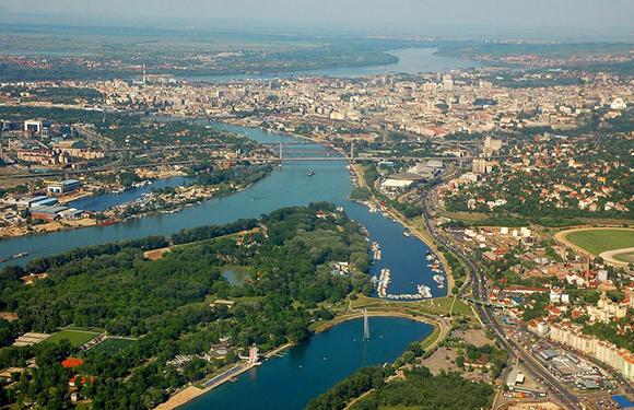The Capitals that Danube River Passes Through 5
