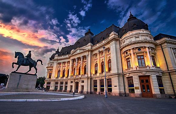 The Capitals that Danube River Passes Through 6
