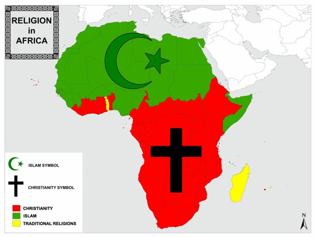 Religions in Africa 1