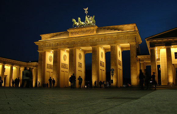 What is the Capital of Germany? 4
