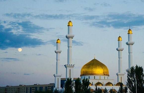 What is the Capital of Kazakhstan? 2