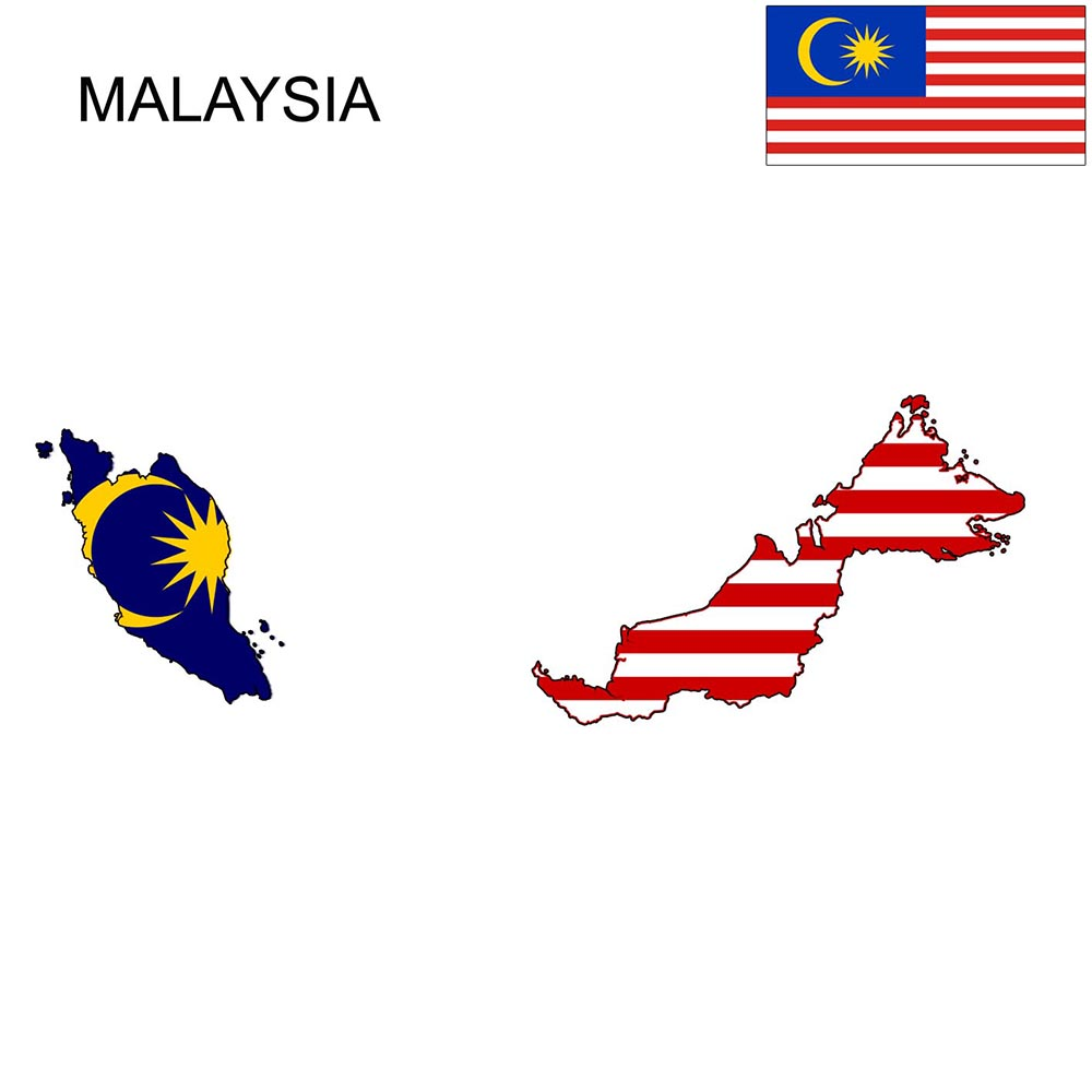 Malaysia Flag Map and Meaning 1