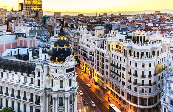 What is the Capital of Spain? 2