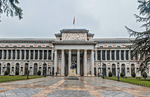 What is the Capital of Spain? 4