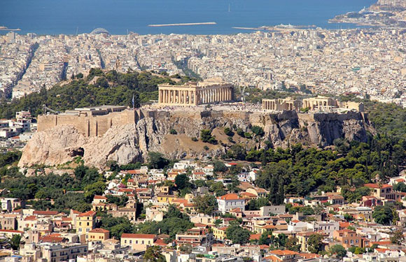 What is the Capital of Greece? 1