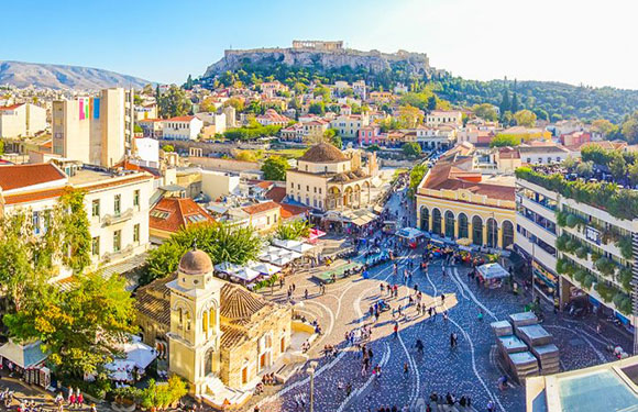 What is the Capital of Greece? 2