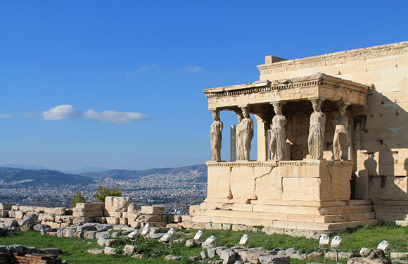 What is the Capital of Greece? 3