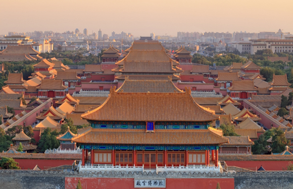 What is the Capital of China? 3