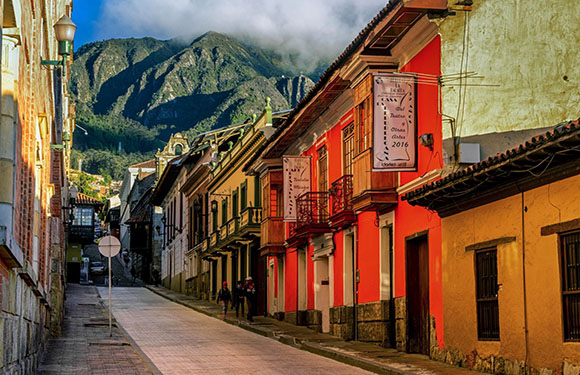 What is the Capital of Colombia? 2