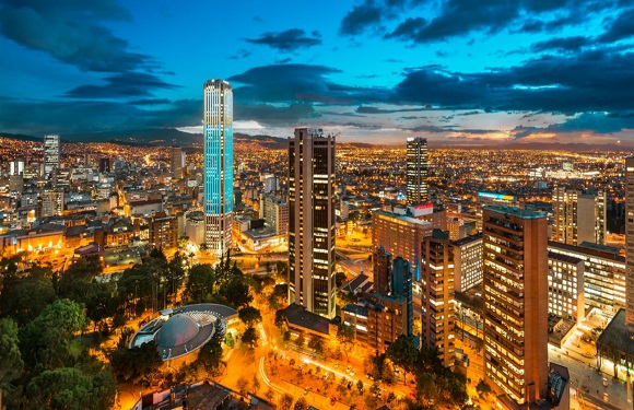 What is the Capital of Colombia? 3