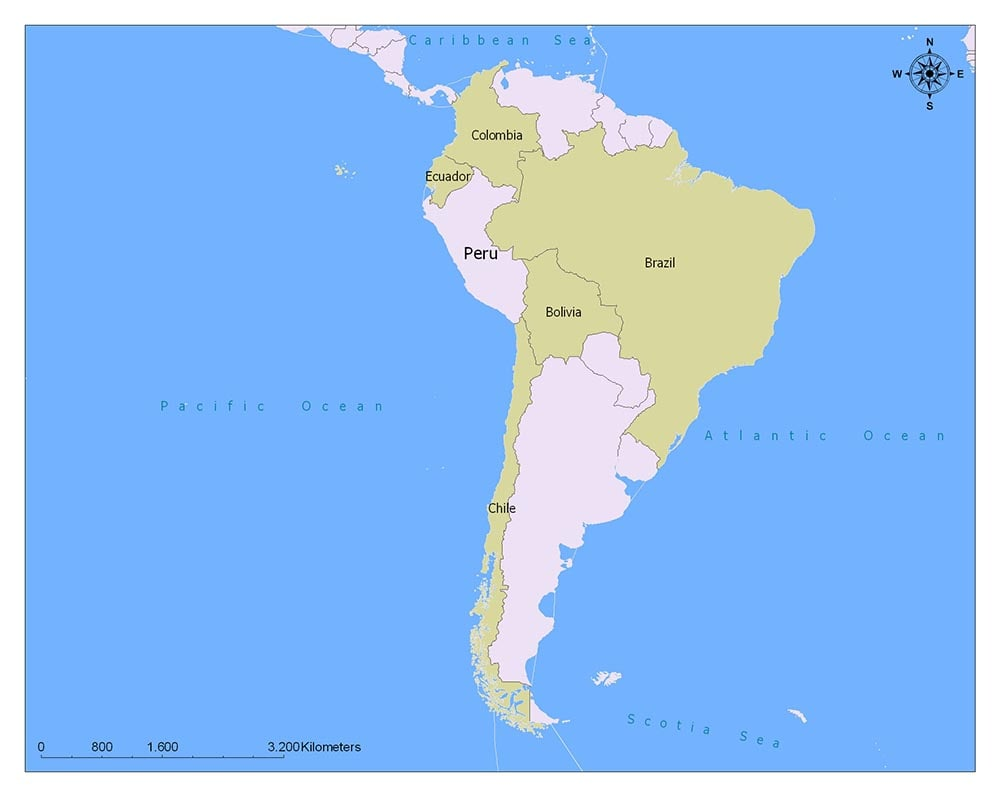 Peru Flag Map and Meaning 2