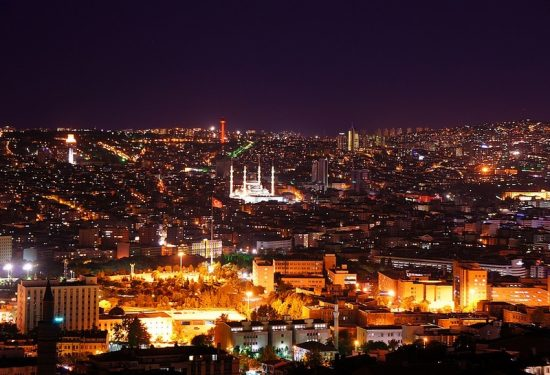 What is the Capital of Turkey? 2