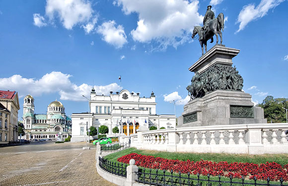 What is the Capital of Bulgaria? 2