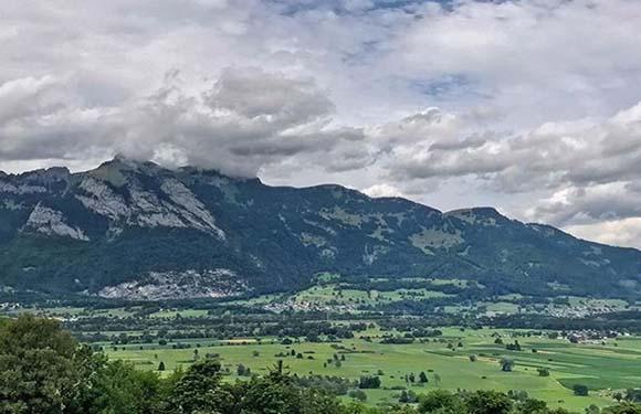 Municipalities of Liechtenstein 2